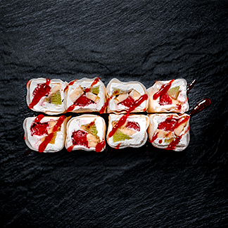 Десертный ролл Минари