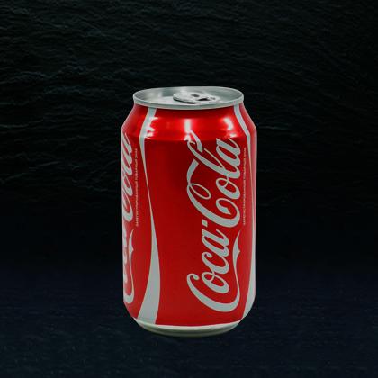Coca-Cola, 0,33л